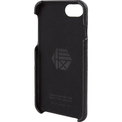 Hex Snap-In Case For Iphone 8 | Darth Vader Black Emboss HX2536-DVBE