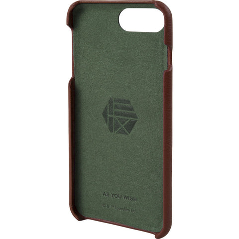 Hex Snap-In Case For Iphone 8 Plus | Boba Fett Burgundy Emboss HX2537-BFBE