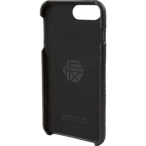Hex Snap-In Case For Iphone 8 Plus | Darth Vader Black Emboss HX2537-DVBE