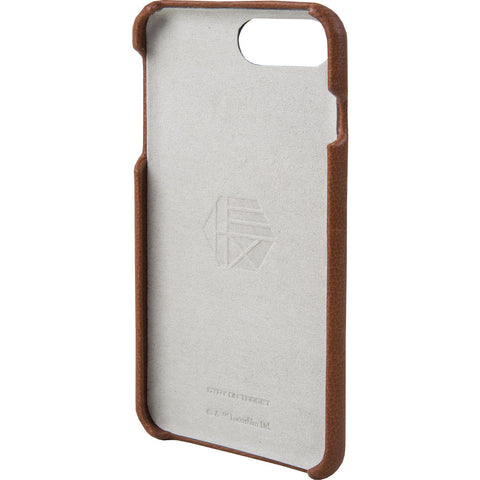 Hex Snap-In Case For Iphone 8 Plus | X-Wing Brown Emboss HX2537-XWBE