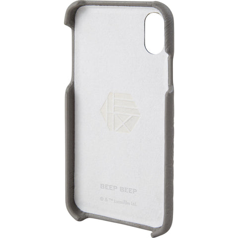 Hex Snap-In Case For Iphone X | R2-D2 Grey Emboss HX2538-R2GE