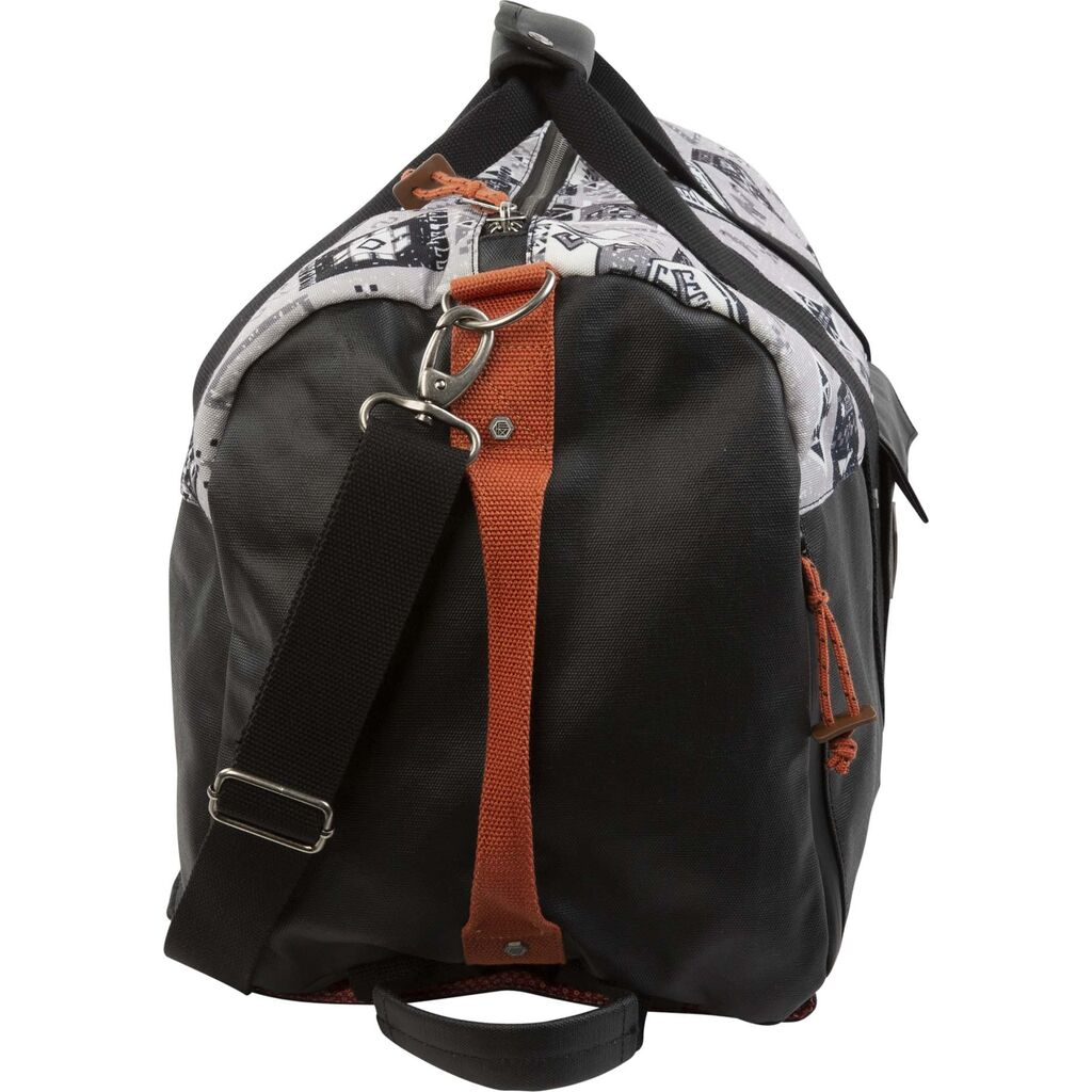 Hex Adventure Armenia Duffel 30L | Black/Natural