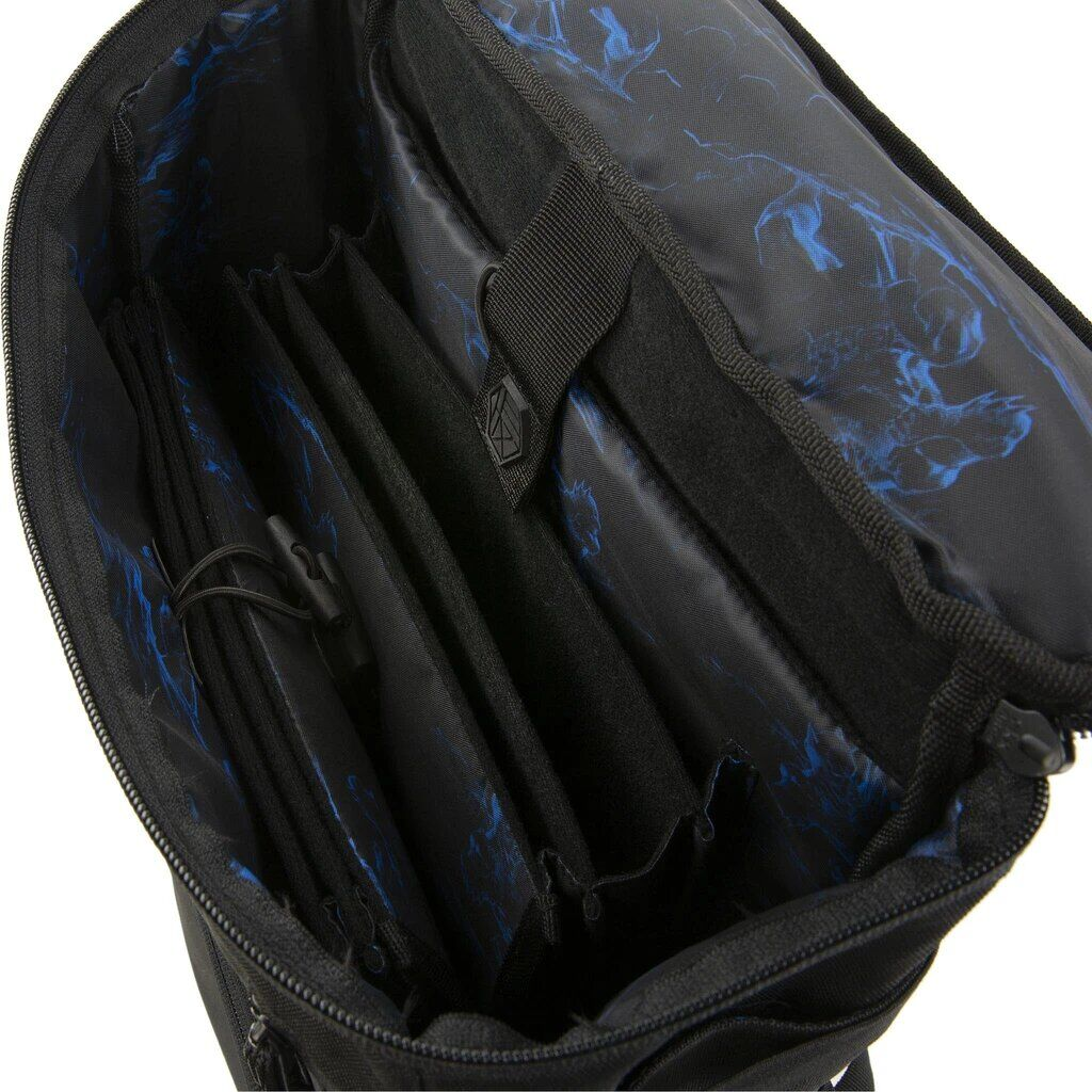 Hex X Jim Lee Comic Book Collector Backpack | Black