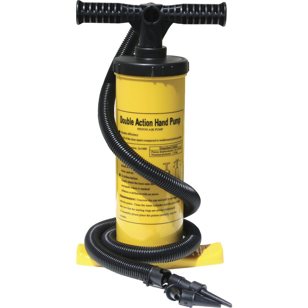 Advanced Elements Double Action Pump | Yellow/Black AE2009