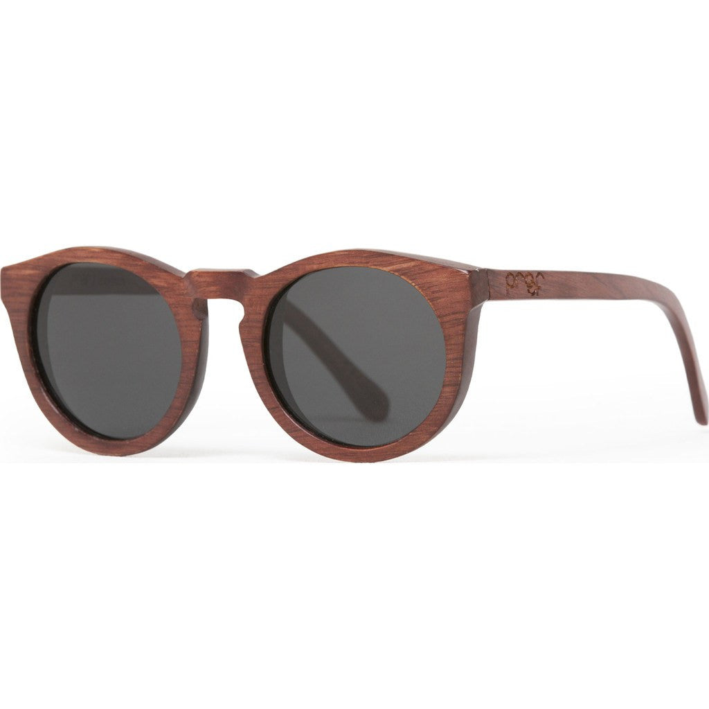 Proof Hayburn Wood Sunglasses | Mahogany/Polarized