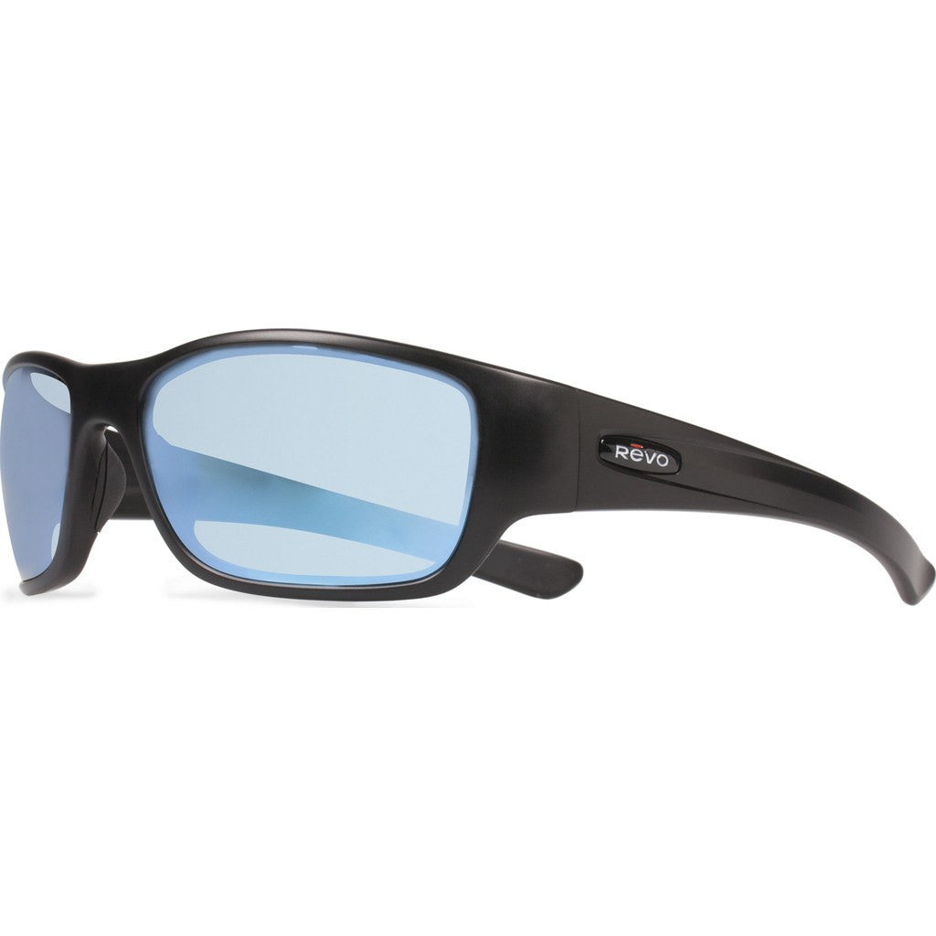 Revo Eyewear Heading Matte Black Sunglasses | Blue Water RE 4058 01 BL