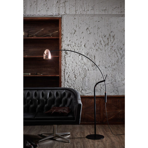 Seed Design Hercules Floor Lamp | Copper/Black- SLD-791FTE-CPR
