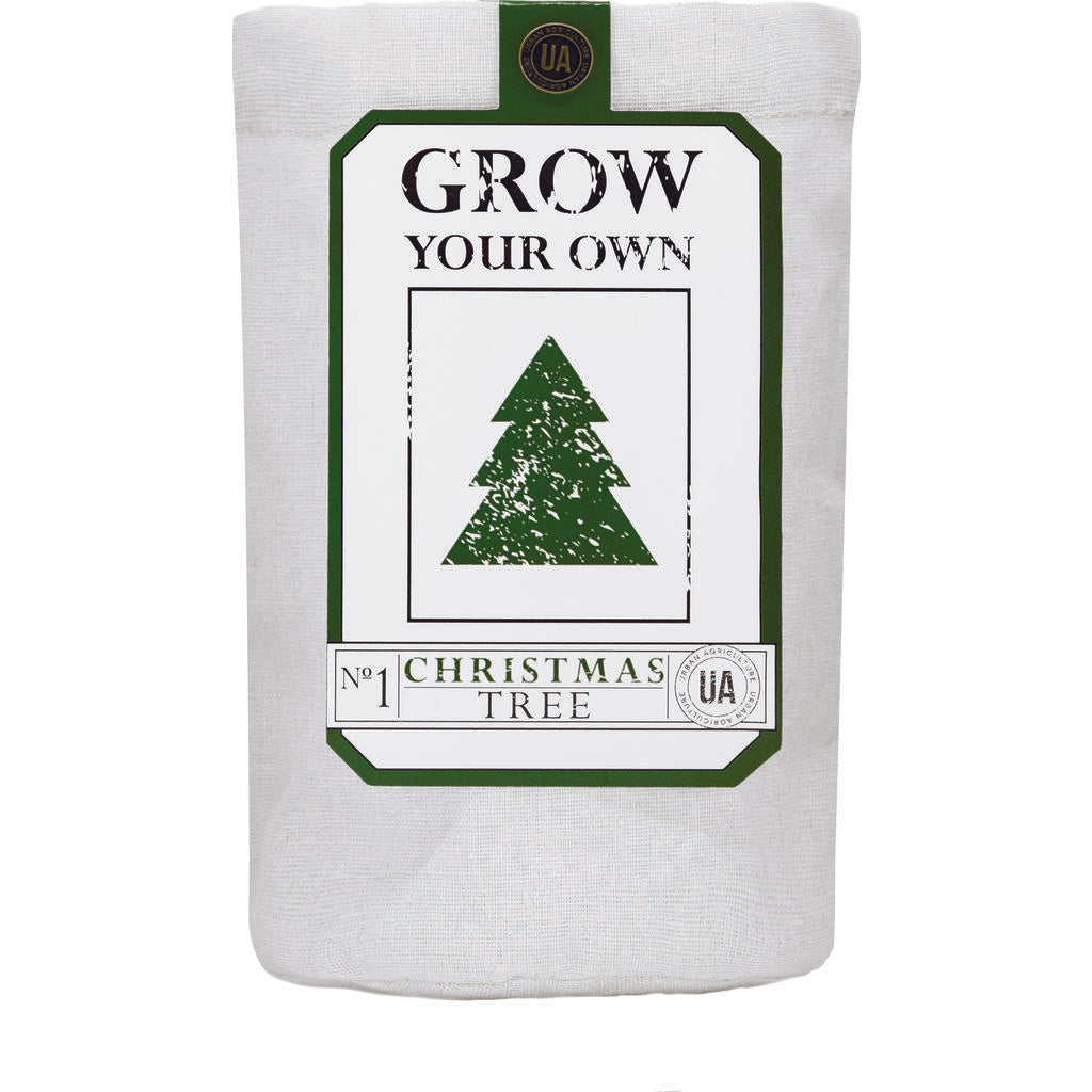 Urban Agriculture Grow Your Own Kit | Christmas Tree ...