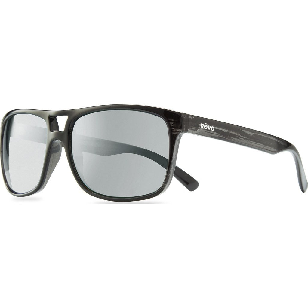 Revo Eyewear Holsby Black Woodgrain Sunglasses | Graphite RE 1019 01 GGY