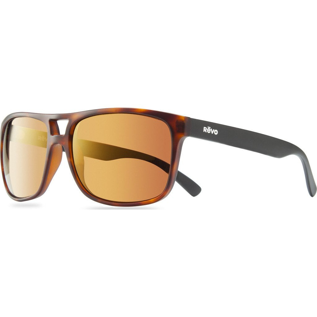 Revo Eyewear Holsby Matte Dark Tortoise Sunglasses | Open Road RE 1019 02 OR