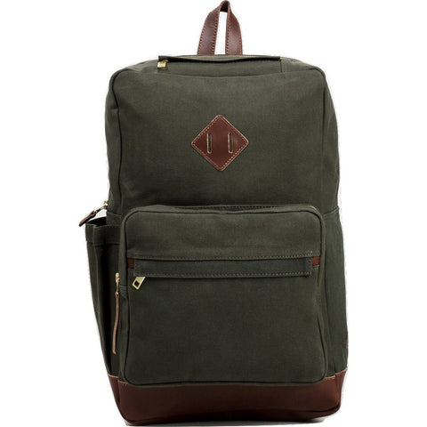 United By Blue Hudderton Backpack | Moss HUDDERTON-MS