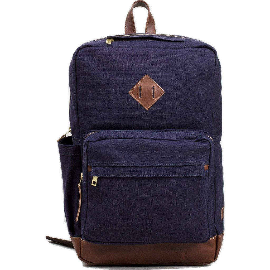 United By Blue Hudderton Backpack | Navy HUDDERTON-NV