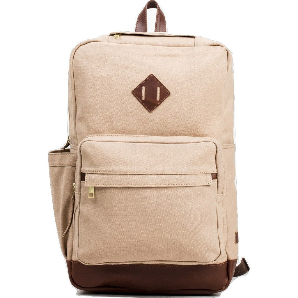 United By Blue Hudderton Backpack | Tan HUDDERTON-TN