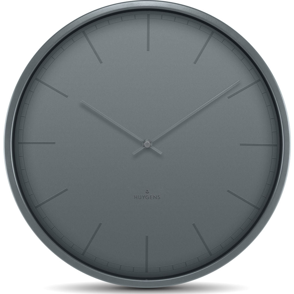 Huygens Tone35 Wall Clock | Grey HU16003