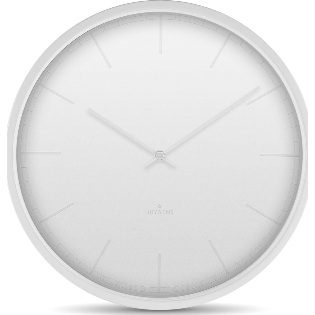 Huygens Tone35 Wall Clock | White HU16001