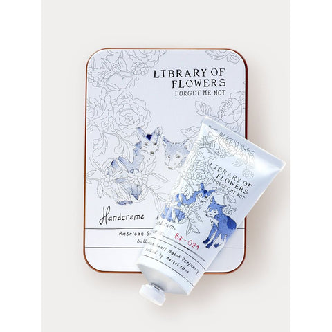 Library of Flowers Handcreme | Forget Me Not 17B5