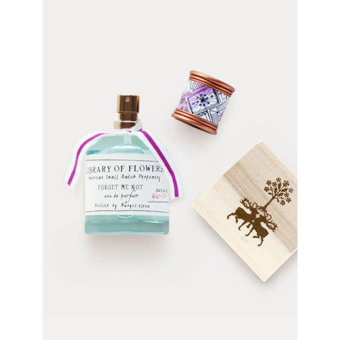 Library of Flowers Eau De Parfum | Forget Me Not 17C5