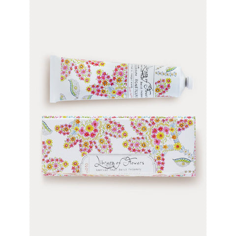 Library of Flowers Handcreme | Honeycomb 17B2