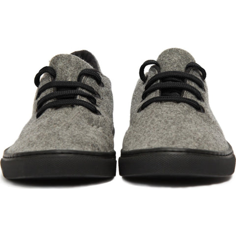 Baabuk Wool Sneaker | Light Grey/Black  35