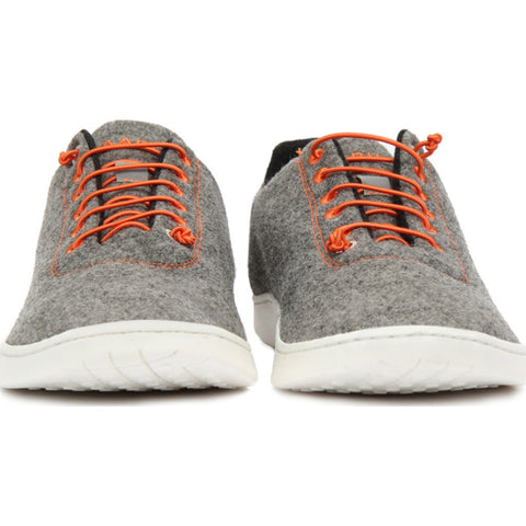 Baabuk Urban Wooler  | Light Grey/Orange 38