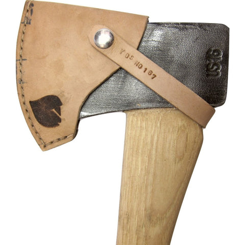 Yellowood Design Chief Camp Axe | Hickory & Red/White/Blue YDS_CAMP_AXE_004