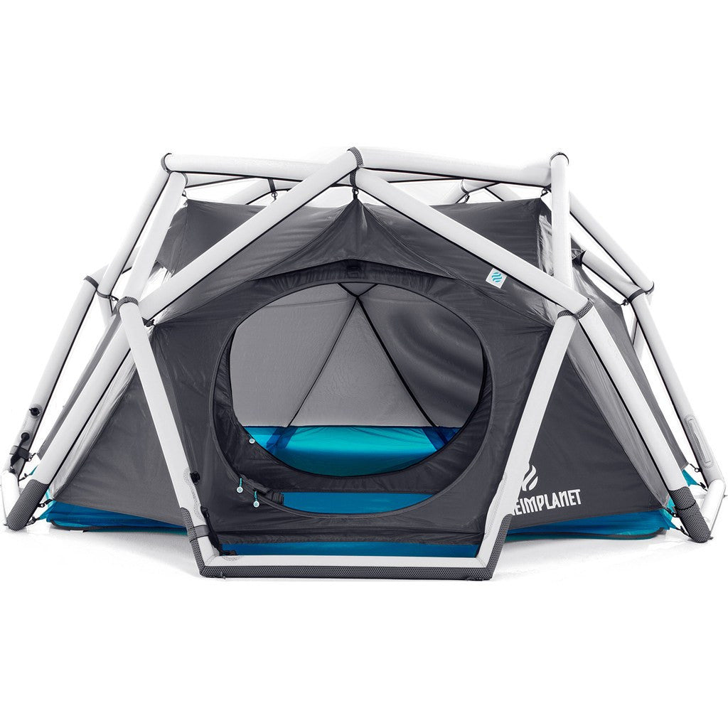 ... Heimplanet The Cave Inflatable 2-3 Person Tent | Grey/Silver ...  sc 1 st  Sportique & The Cave Tent | Heimplanet 2 u0026 3 person Inflatable Tent - Sportique