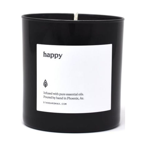 Standard Wax Happy Mood Candle | 8.5 oz