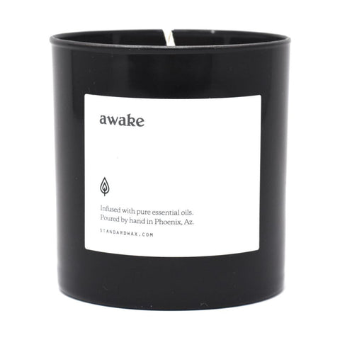 Standard Wax Awake Mood Candle | 8.5 oz