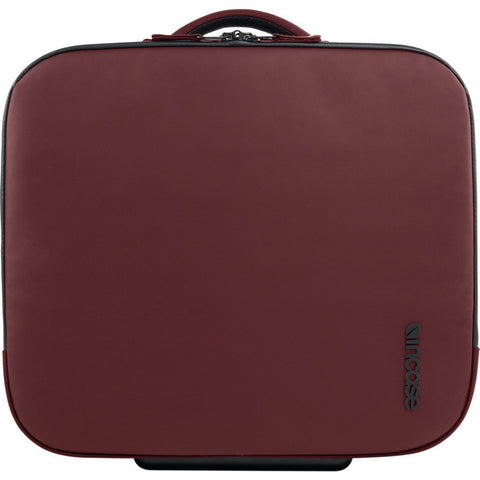 Incase Via Roller 30L Suitcase | Deep Red INTR10039-DRD