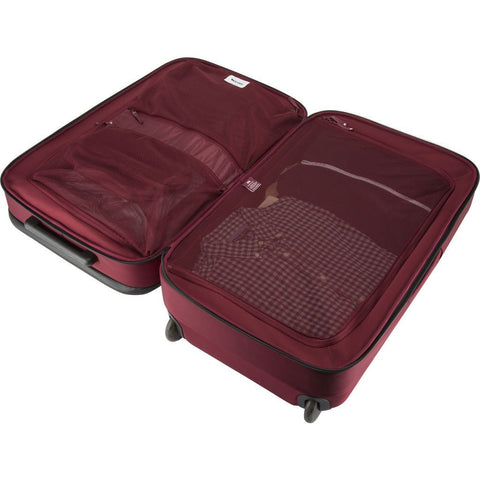 Incase Via Roller 100L Suitcase  | Deep Red INTR10069-DRD