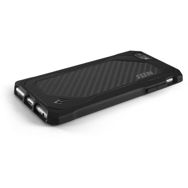 ElementCase Ion 6 iPhone 6 Plus Case | Black