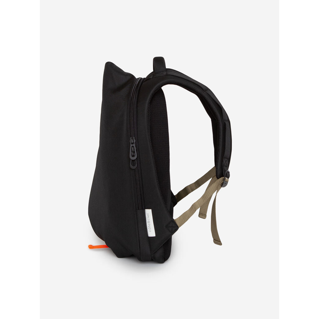 Cote & Ciel Isar Medium Smooth Backpack | Black