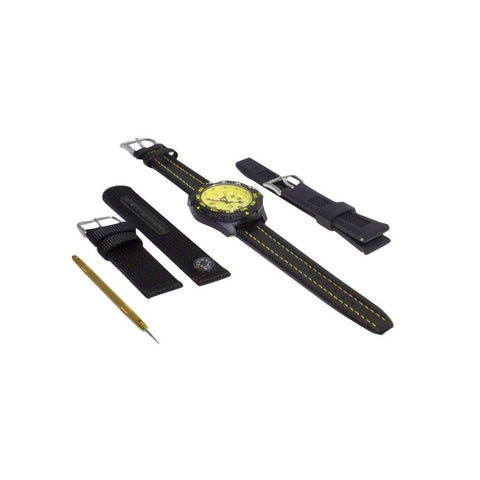 Armourlite Isobrite Valor Series Kit | Black/Yellow ISO303.KT