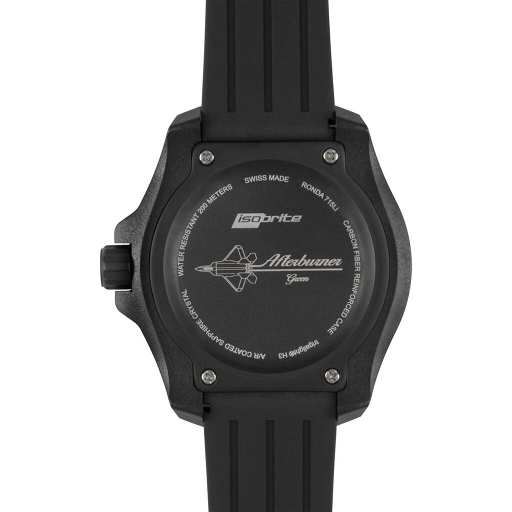 Isobrite Afterburner Series ISO4002 Watch
