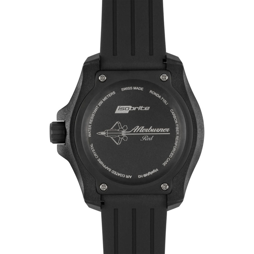 Isobrite Afterburner Series ISO4003 Watch