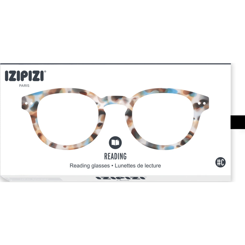 Izipizi Reading Glasses - C +1.5 Blue Tortoise IZ-LMSCC18-15