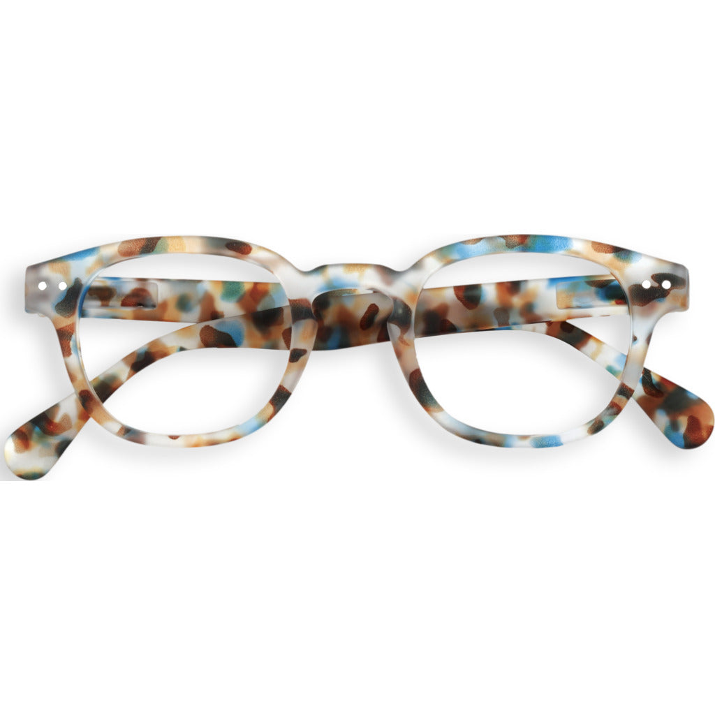 Izipizi Reading Glasses C-Frame | Blue Tortoise - Sportique