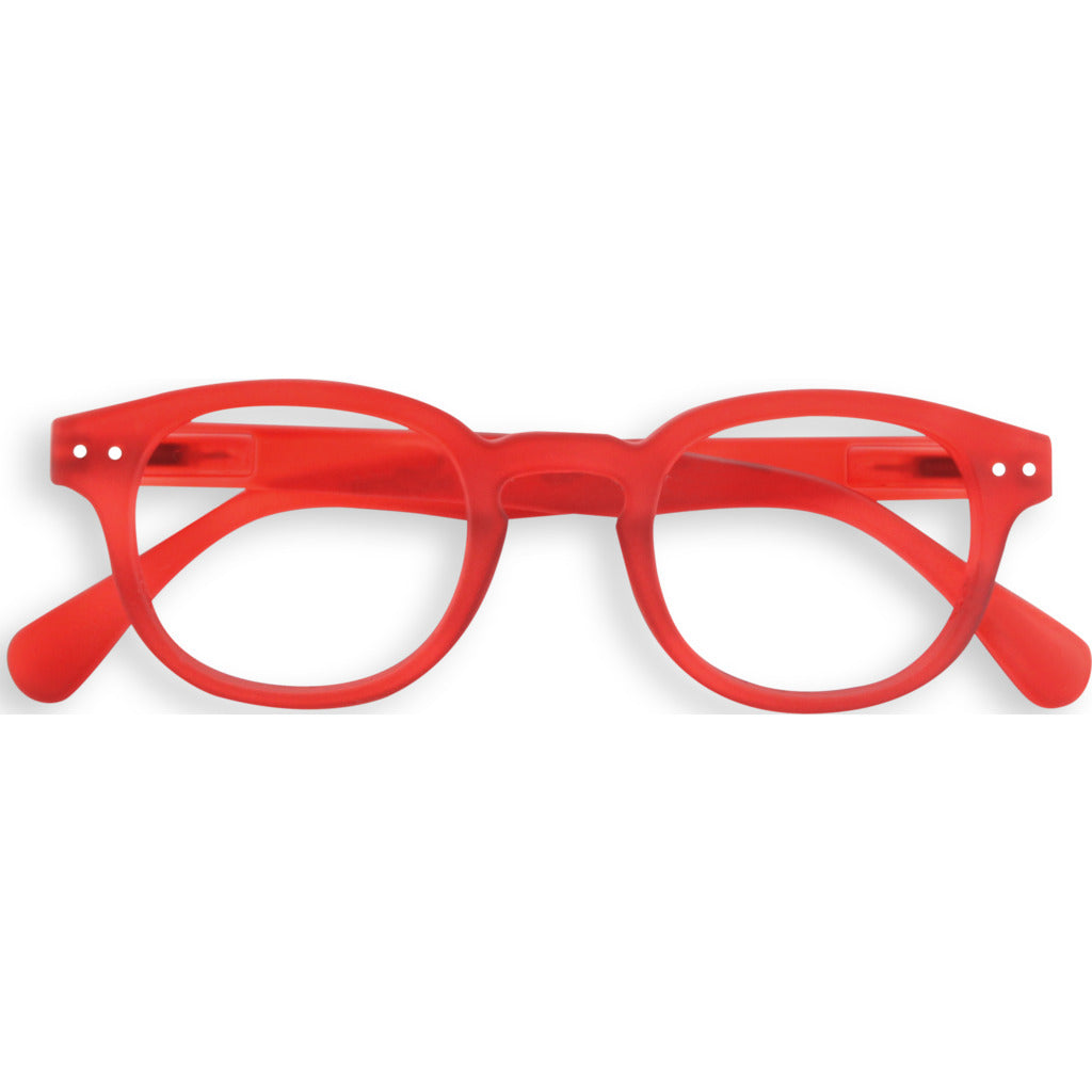 Izipizi Reading Glasses C-Frame | Red Crystal - Sportique