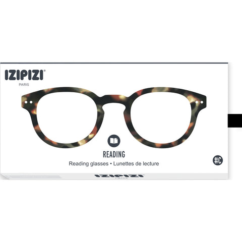 Izipizi Reading Glasses - C +1.5 | Tortoise IZ-LMSCC02-15