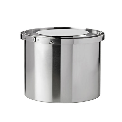 Stelton Arne Jacobsen Ice Bucket 84.5 Oz | Steel