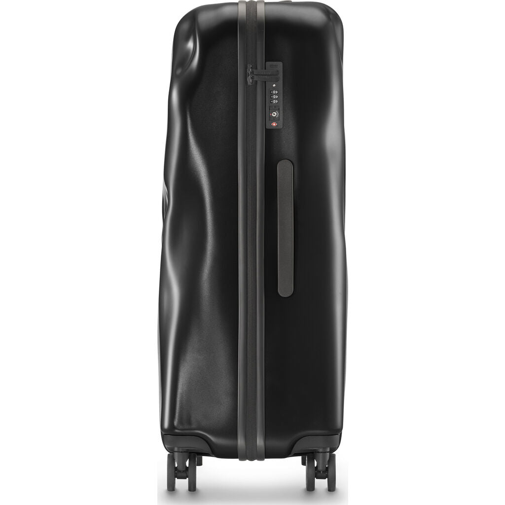 Crash Baggage Icon Trolley Suitcase | Black --Small Cb161-01