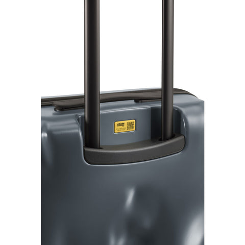 Crash Baggage Icon Trolley Suitcase | Dark Grey --Large Cb163-02