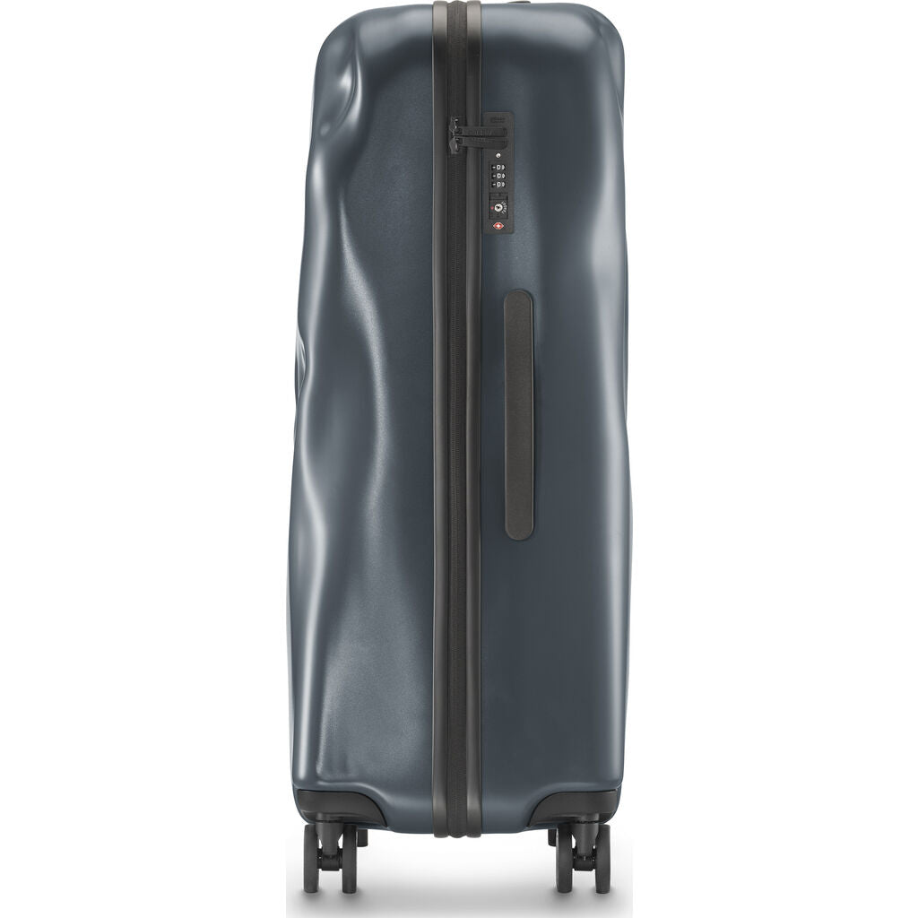 Crash Baggage Icon Trolley Suitcase | Dark Grey --Small Cb161-02