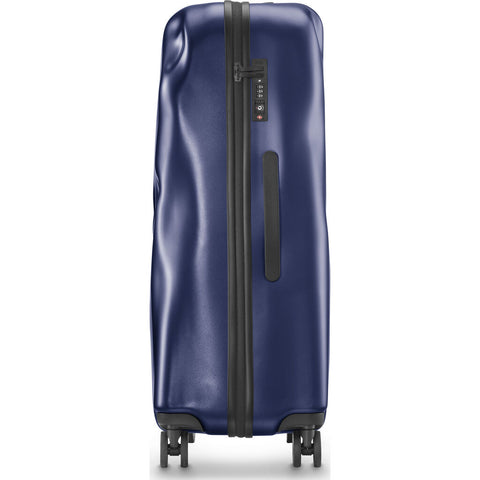Crash Baggage Icon Trolley Suitcase | Metal Navy --Large Cb163-27