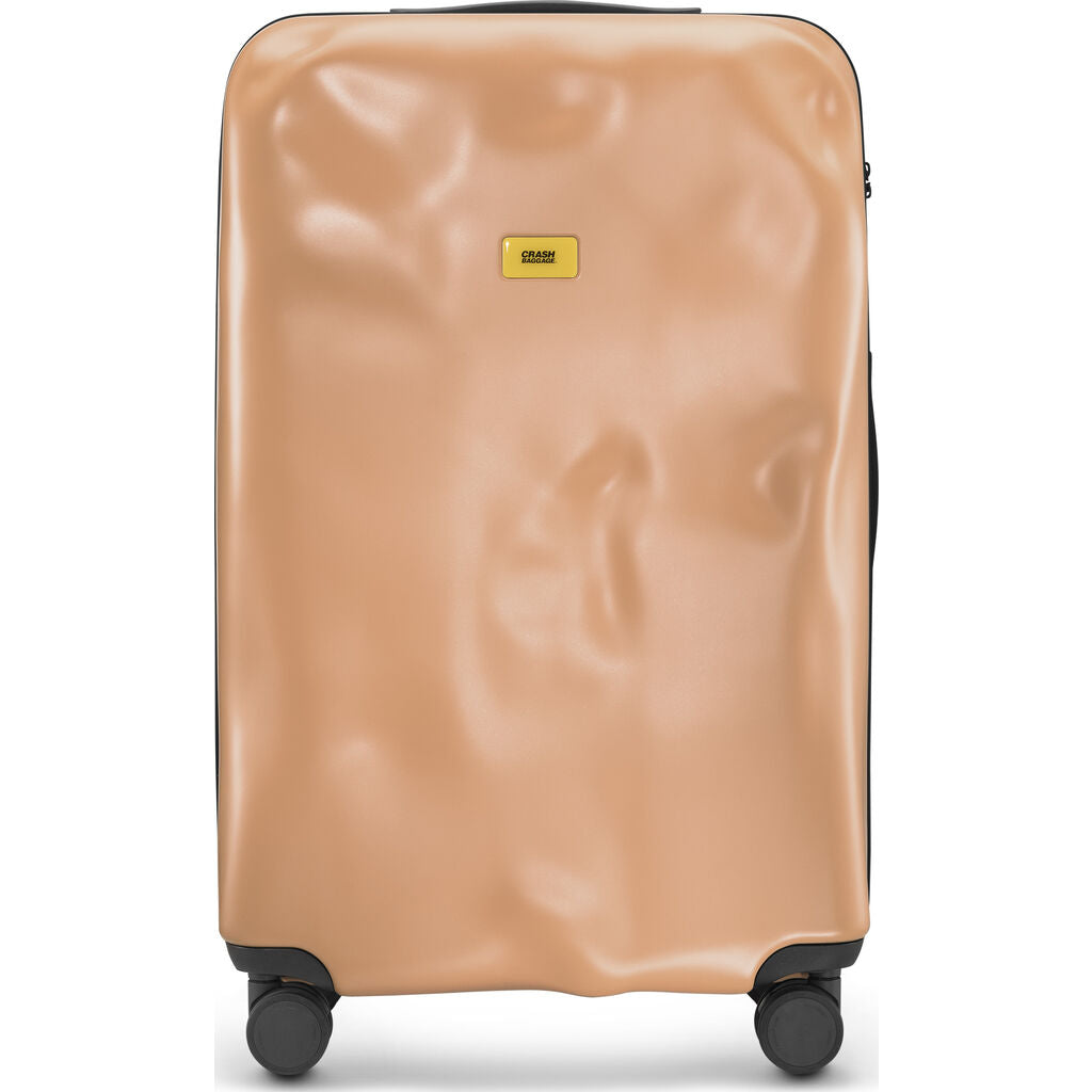 Crash Baggage Icon Trolley Suitcase | Pink --Large Cb163-15