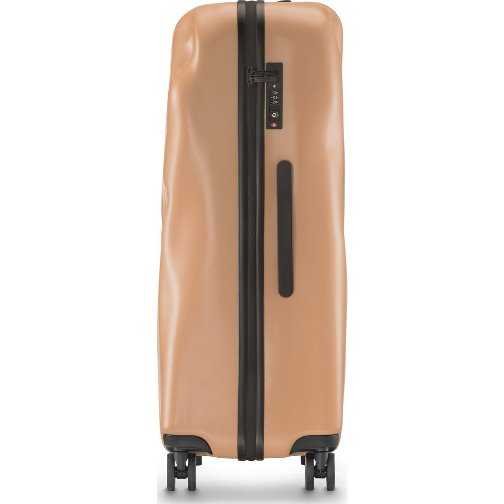 Crash Baggage Icon Trolley Suitcase | Pink --Small Cb161-15
