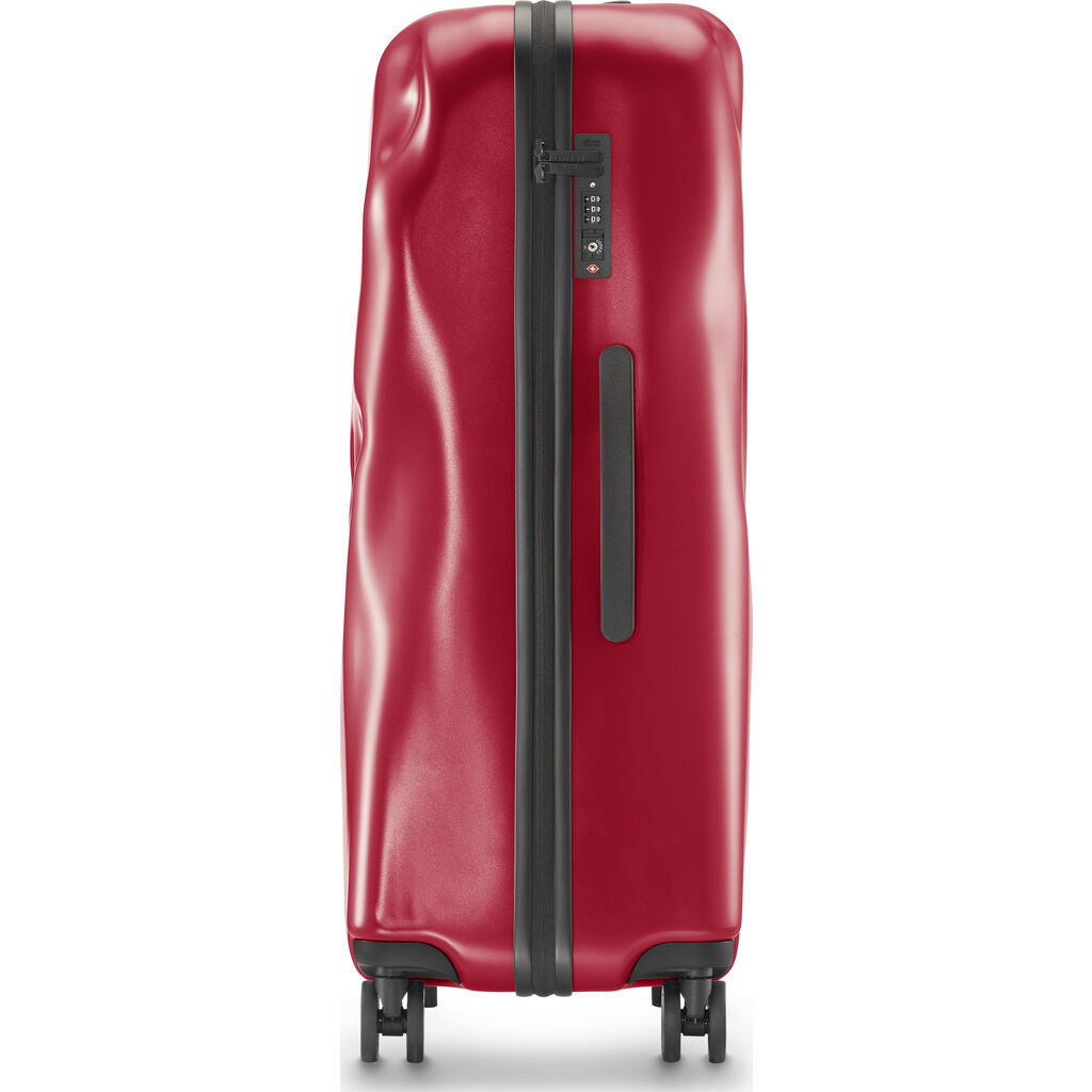 Crash Baggage Icon Trolley Suitcase | Red --Small Cb161-11