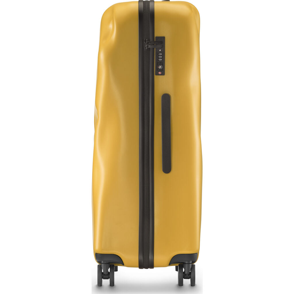 Crash Baggage Icon Trolley Suitcase | Yellow --Small Cb161-04