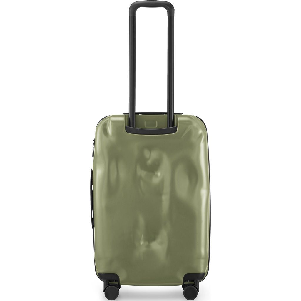 Crash Baggage Pioneer Medium Trolley Suitcase | Military Green CB102-05