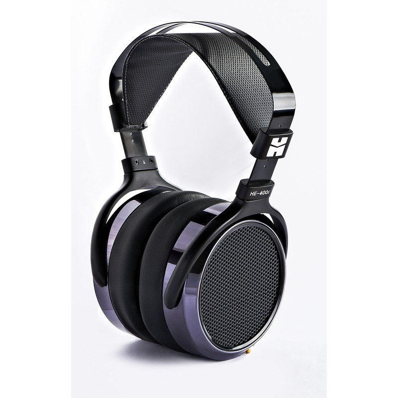 HiFiMAN HE-400i Full-Size Planar Magnetic Headphones | Black